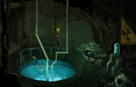 Others have died trying to fix this reactor. Now it's Amy's turn.